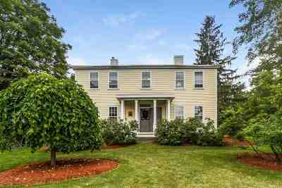 Derry Single Family Home For Sale: 51 E Derry Road