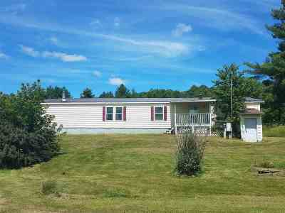 Fairfield Single Family Home For Sale: 387 Boot Hill Road
