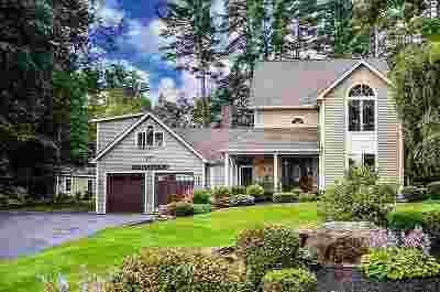 Gilford Single Family Home Active Under Contract: 278 Dockham Shore Road