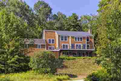 Merrimack County Single Family Home Active Under Contract: 408 Bunker Road