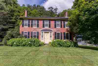 Single Family Home For Sale: 7935 Route 113
