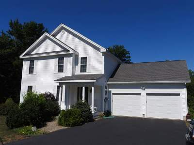 Weare Single Family Home Active Under Contract: 71 Fox Hollow Drive