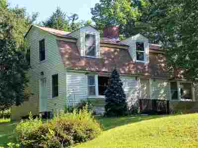 Antrim Single Family Home For Sale: 48 Turner Hill Rd. Road