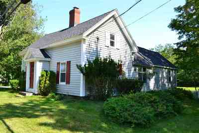 Rye Single Family Home Active Under Contract: 424 Sagamore Road