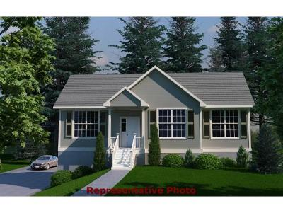 Conway Single Family Home For Sale: Lot 3 Pemigewasset Drive