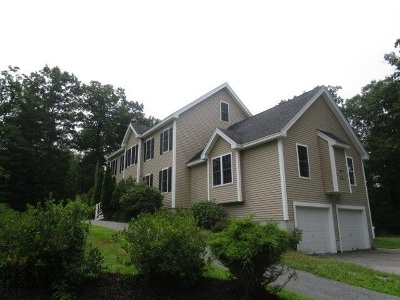 Belknap County, Carroll County, Cheshire County, Coos County, Grafton County, Hillsborough County, Merrimack County, Rockingham County, Strafford County, Sullivan County Single Family Home For Sale: 5 Philip Way