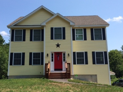 Goffstown Single Family Home Active Under Contract: 442 Paige Hill Road