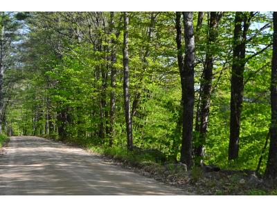 Sanbornton Residential Lots & Land For Sale: Knox Mountain Lot 21 Road