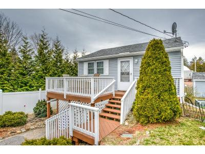 Manchester Single Family Home Active Under Contract: 34 Grant Street