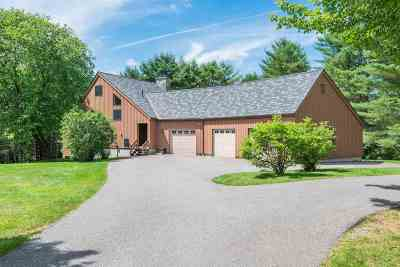 Littleton Single Family Home Active Under Contract: 890 Mount Eustis Road