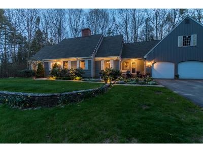 North Hampton Single Family Home For Sale: 37 Pine Road