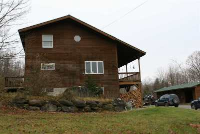 Berkshire, Montgomery, Richford Single Family Home For Sale: 804 Jay Rd
