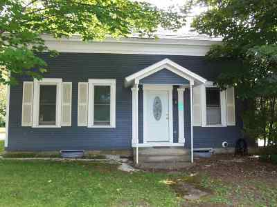 Wallingford Single Family Home For Sale: 144 School Street
