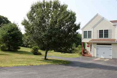 Stratham Condo/Townhouse Active Under Contract: 5a Stonewall Way