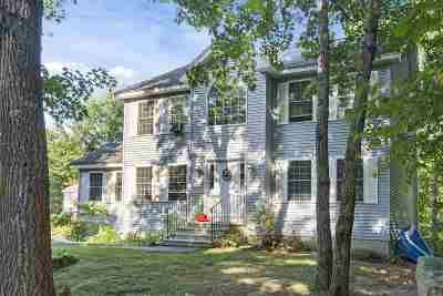 Hooksett Single Family Home For Sale: 18 Dove Road