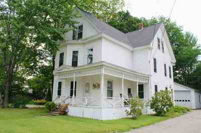 Exeter Multi Family Home Active Under Contract: 15 Brentwood Road