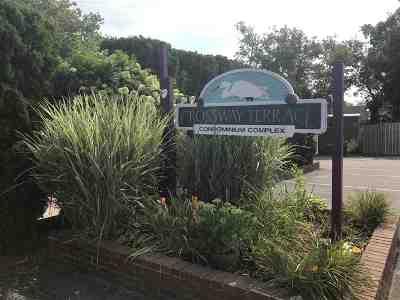 Hampton Condo/Townhouse For Sale: 454 Winnacunnet Road #19