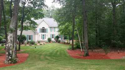 Windham Single Family Home For Sale: 33 Nottingham Rd