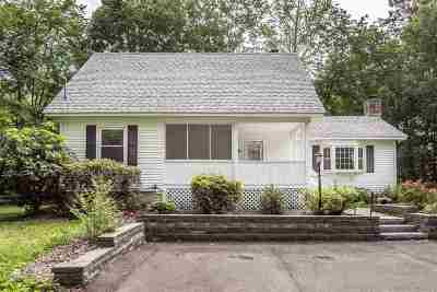 Salem Single Family Home Active Under Contract: 13 Wilson Street