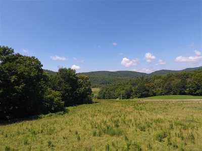 Bristol Residential Lots & Land For Sale: Lot #1 Hillside Drive
