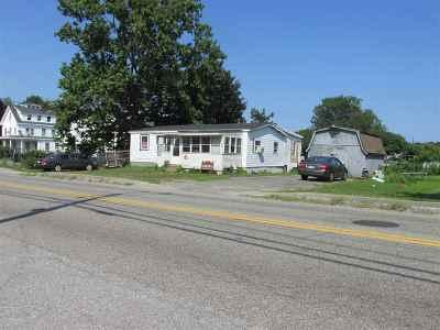 Seabrook Single Family Home For Sale: 98 Washington Street