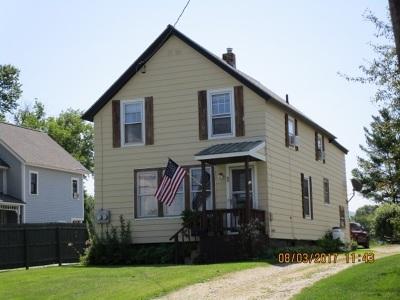 Rutland, Rutland City Multi Family Home For Sale: 42 Allen Street