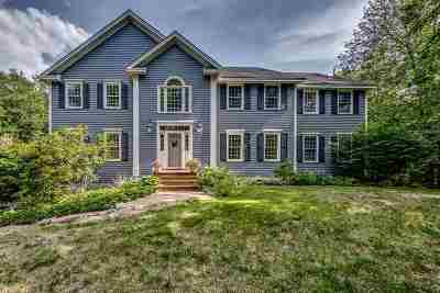 Bedford Single Family Home For Sale: 65 Powder Hill Road