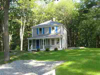 York Single Family Home For Sale: 32 Old County Road