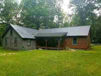 Center Harbor Single Family Home For Sale: 254 High Haith Road