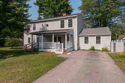 Nashua Single Family Home For Sale: 19 New Hampshire Avenue