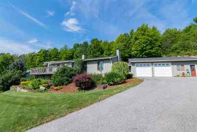 Hinesburg Single Family Home For Sale: 590 Silver Street
