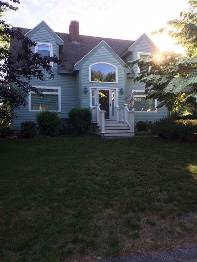 Manchester Single Family Home For Sale: 160 Dawson Avenue