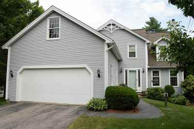 Nashua Single Family Home Active Under Contract: 5 Ipswich Circle