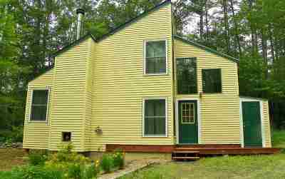 Campton Rental For Rent: 88 Donovan Farm Rd.