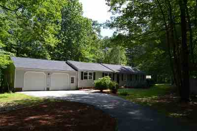 Bow Single Family Home Active Under Contract: 101 Allen Road