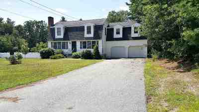 Litchfield Single Family Home For Sale: 12 Griffin Lane