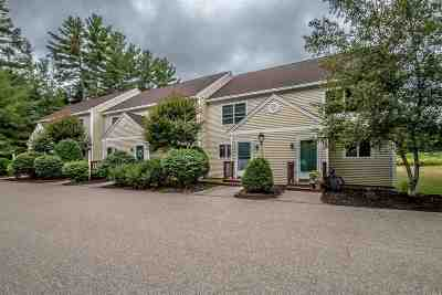 Conway Condo/Townhouse For Sale: 176 Evergreen Drive #37