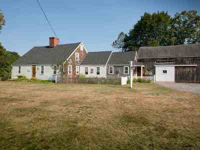 Eliot Single Family Home Active Under Contract: 589 Goodwin Road