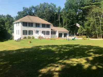 Windham Single Family Home Active Under Contract: 57 Haverhill Road