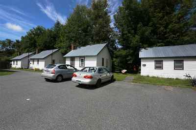 Lebanon NH Multi Family Home For Sale: $319,000