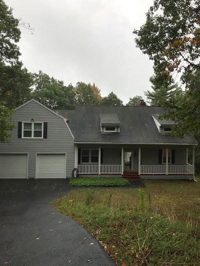 Windham Single Family Home For Sale: 45 Goodhue Road