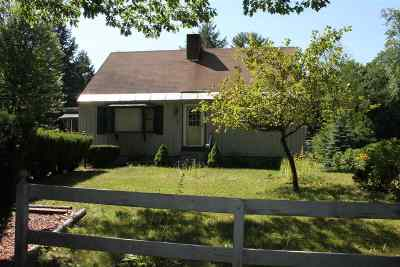 Weare Single Family Home For Sale: 411 Concord Stage Road