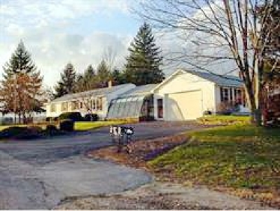 Weare Single Family Home For Sale: 765 Concord Stage Road