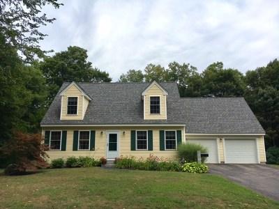 Durham Single Family Home For Sale: 26 Dennison Road