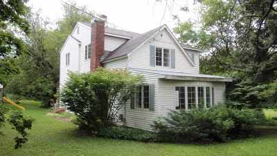 South Hero Single Family Home For Sale: 474 West Shore Road