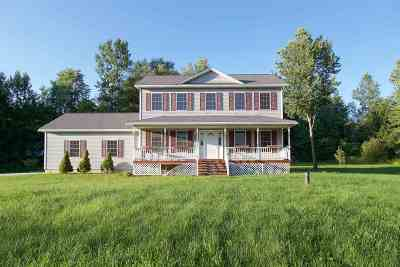 Sheldon Single Family Home Active Under Contract: 1626 Vt Rte 78
