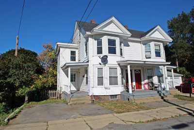Rochester Multi Family Home For Sale: 39-41 Congress Street