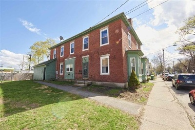 Rochester Multi Family Home For Sale: 6 Academy Street