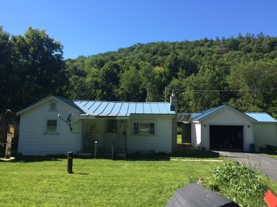 Poultney Single Family Home For Sale: 745 Morse Hollow Road