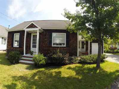 Manchester Single Family Home For Sale: 93 Rockland Avenue